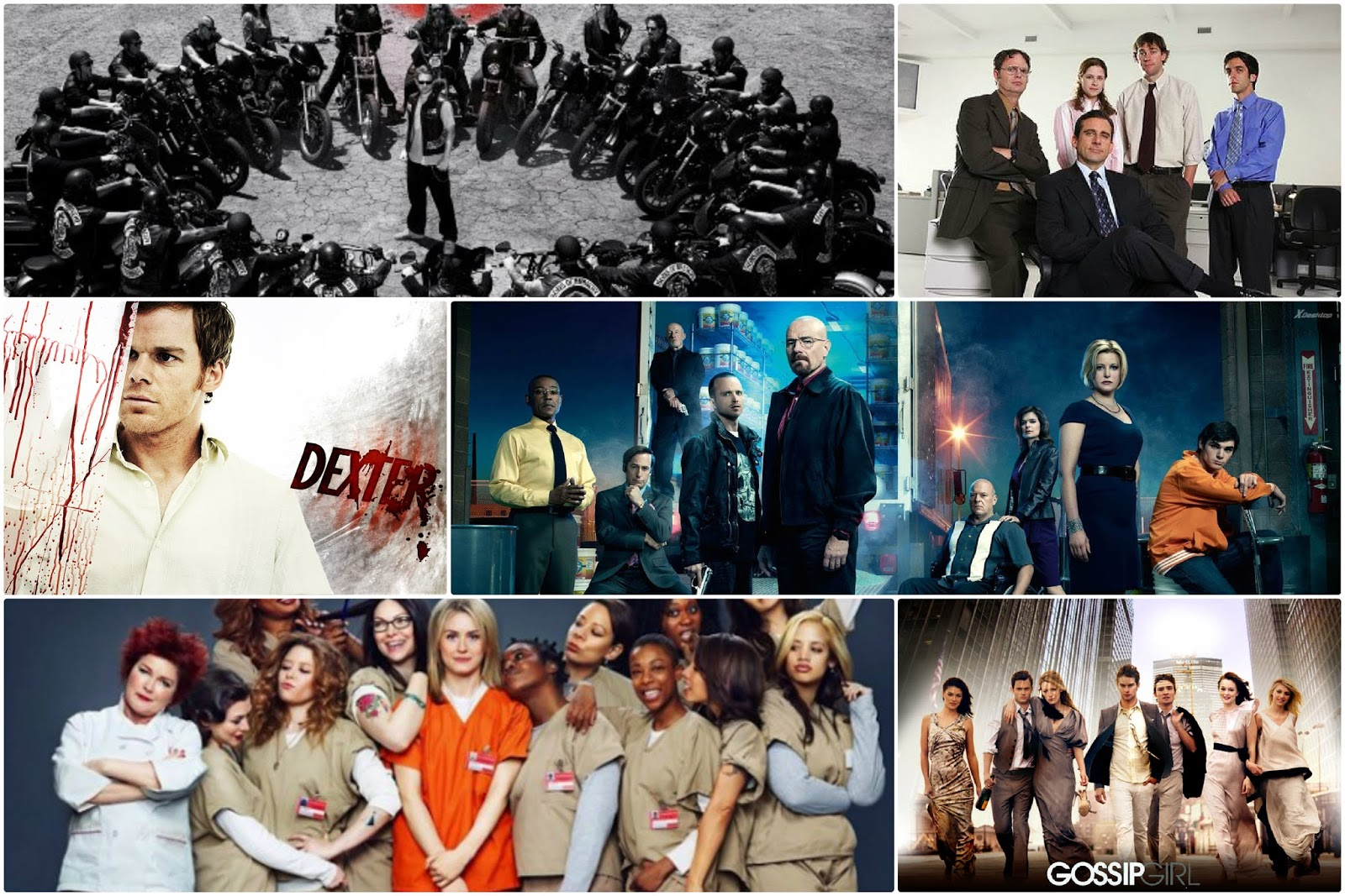 The Best Of Netlfix -TV Shows