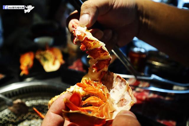 IMG 8905 - 【熱血採訪】肉多多 - 超市燒肉,三五好友一起來採購,想吃甚麼自己拿,現拿現烤真歡樂! 產地直送活體海鮮現撈現烤、日本宮崎5A和牛現點現切!