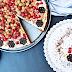 #DIY: Rýchla tvarohová torta s drobným ovocím