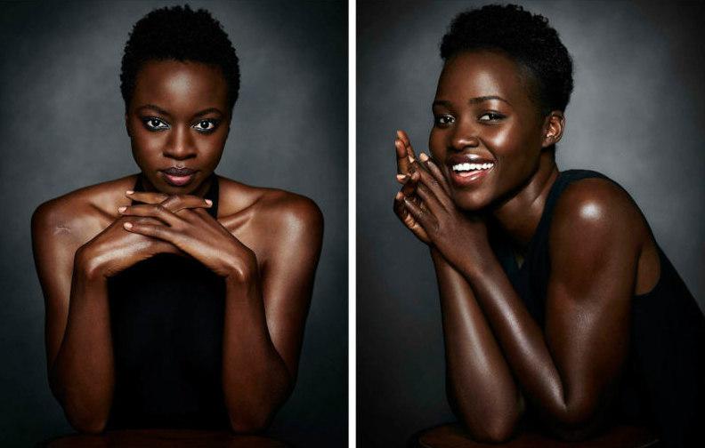 Danai Gurira & Lupita Nyong'o Are Adapting Chimamanda Adichie's 'Americanah' Into A Miniseries