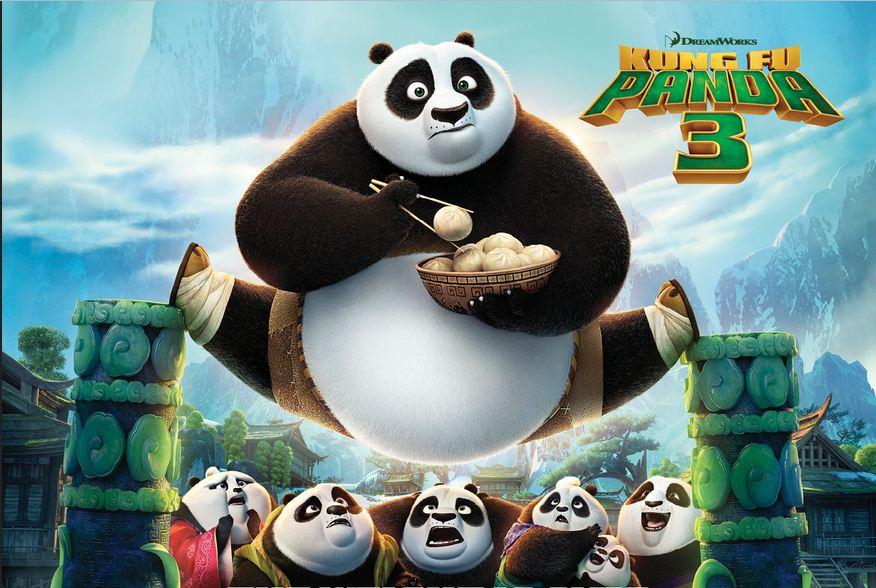 Kung Fu Panda 3 HINDI Full Movie HD - Hindi Me Toons