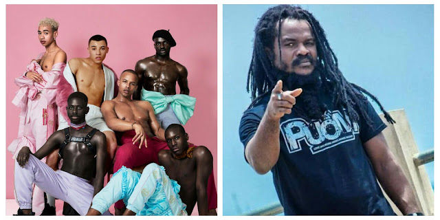 "Ras Kuuku gives out his comment on Homosexuality legalization- ""It's insane to legalise homosexuality over weed"""