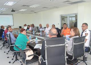 Alcaldía SDE reactiva Comisión Municipal de Emergencia por el huracán Matthew