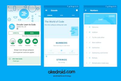 Encode Aplikasi Android
