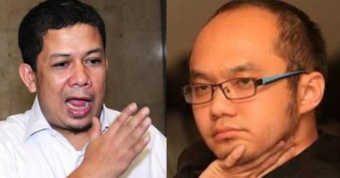 Nyinyirin Kuda Prabowo, Ahoker Yunarto Kena 'Tabok' Fahri Hamzah