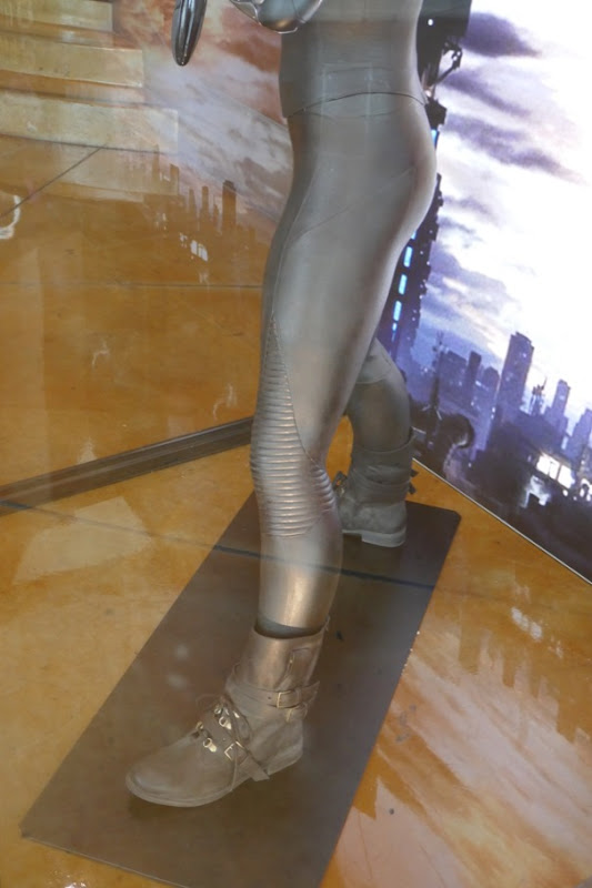 Alita Battle Angel costume legs