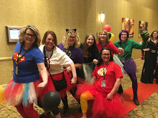 Red Carpet Super Hero Teachers