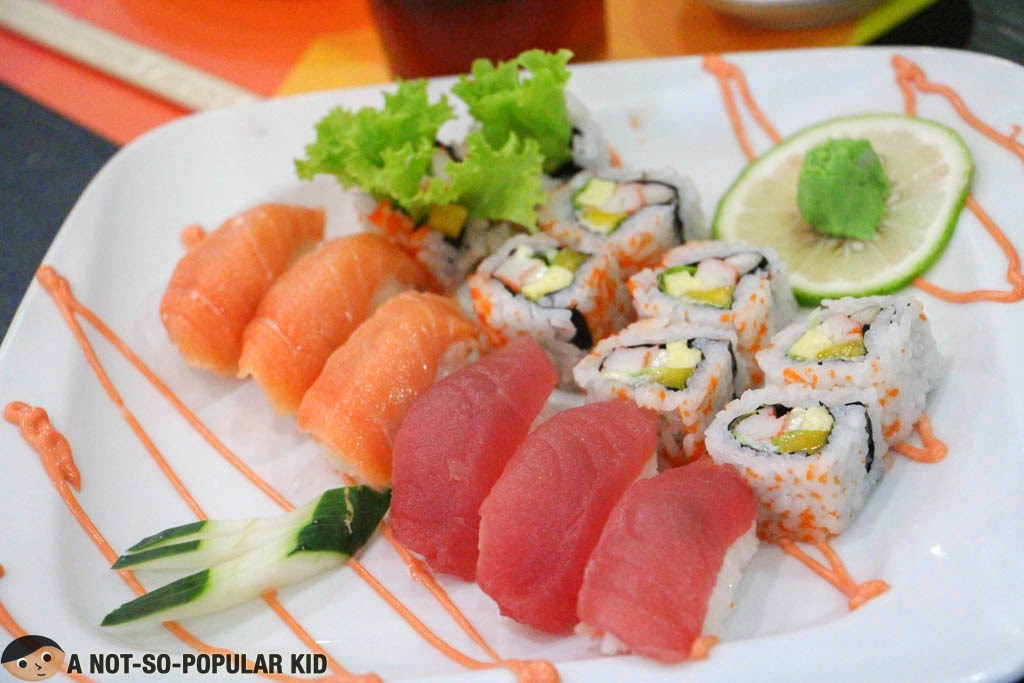 Special Mix Sushi and Rolls of Nemoto - wonderful collection!