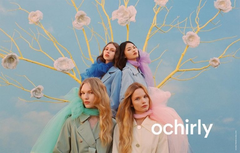 Ochirly Spring Summer 2019 Campaign