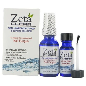 Why Zetaclear Is The Best Toenail Fungus Cure You Can Get