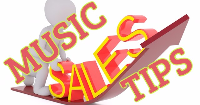 Sales And Marketing In The Music Industry