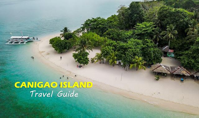 DIY Canigao Island travel guide