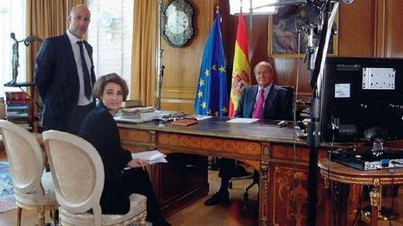 Francia emite el documental del rey Juan Carlos que TVE ha vetado en España