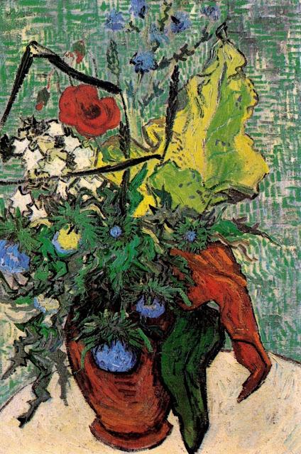 Art Amp Artists Vincent Van Gogh Flowers Part 2