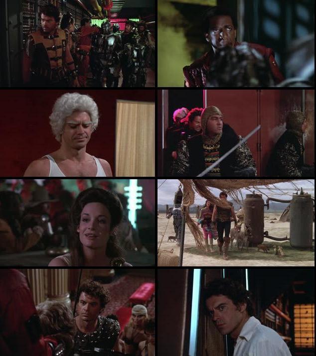 The Ice Pirates 1984 Dual Audio Hindi 480p BluRay