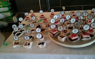 postres baby shower