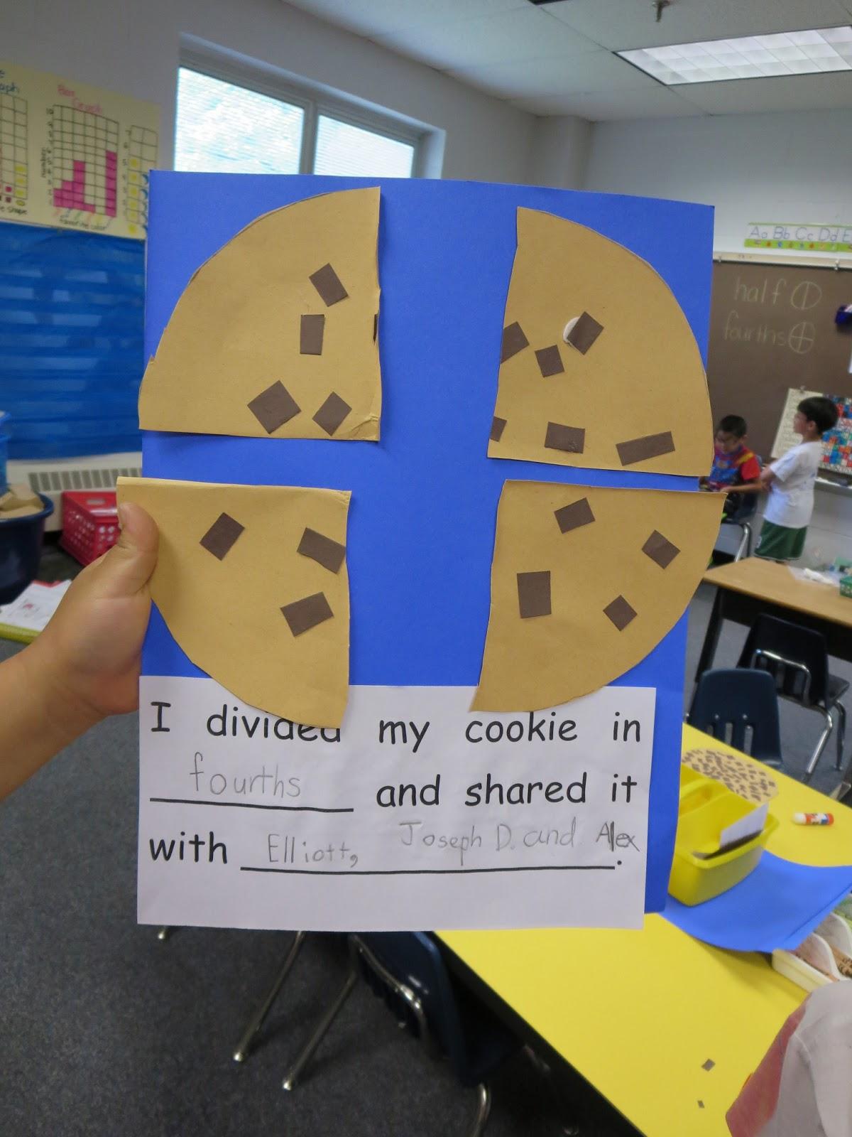 A Tale Of Two K Teachers Fraction Kindergarten Fun