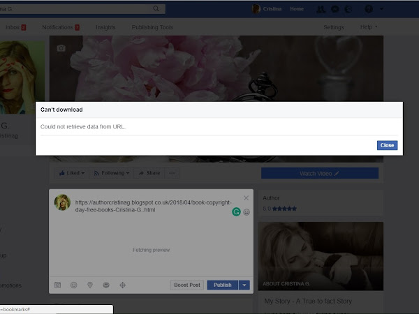 Spam & Content Removed - Facebook blocks my blog links