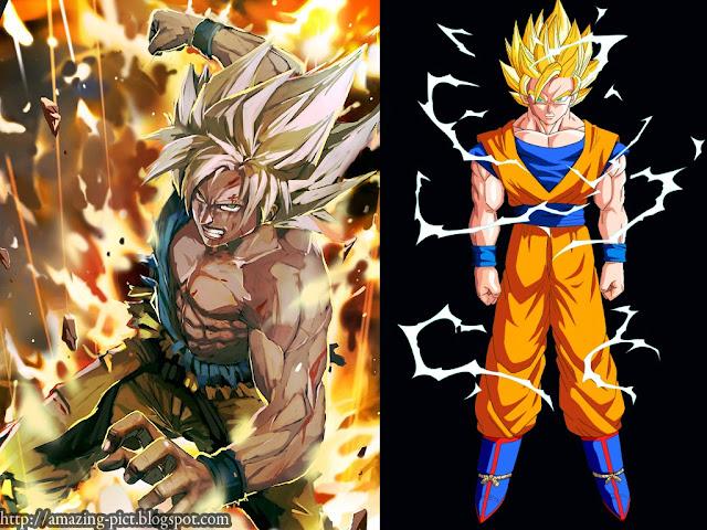 Goku Super Saiyan 2 Dragon Ball Z Wallpapers | Amazing Picture Dragon Ball Z Goku Super Saiyan 2 Wallpapers