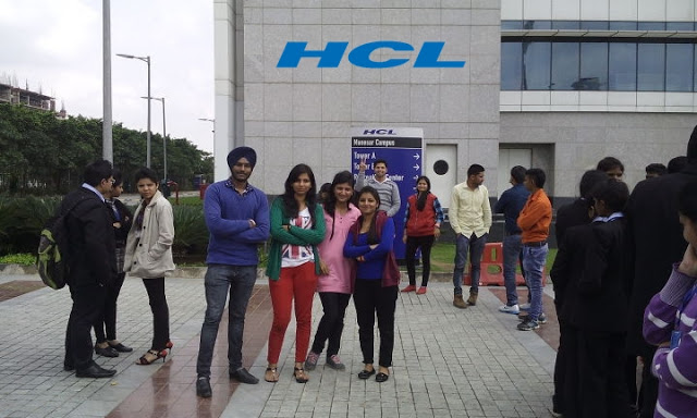 Freshers Jobs in HCL