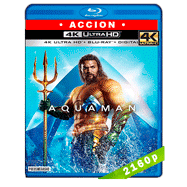 Aquaman (2018) 4K UHD Audio Dual Latino-Ingles