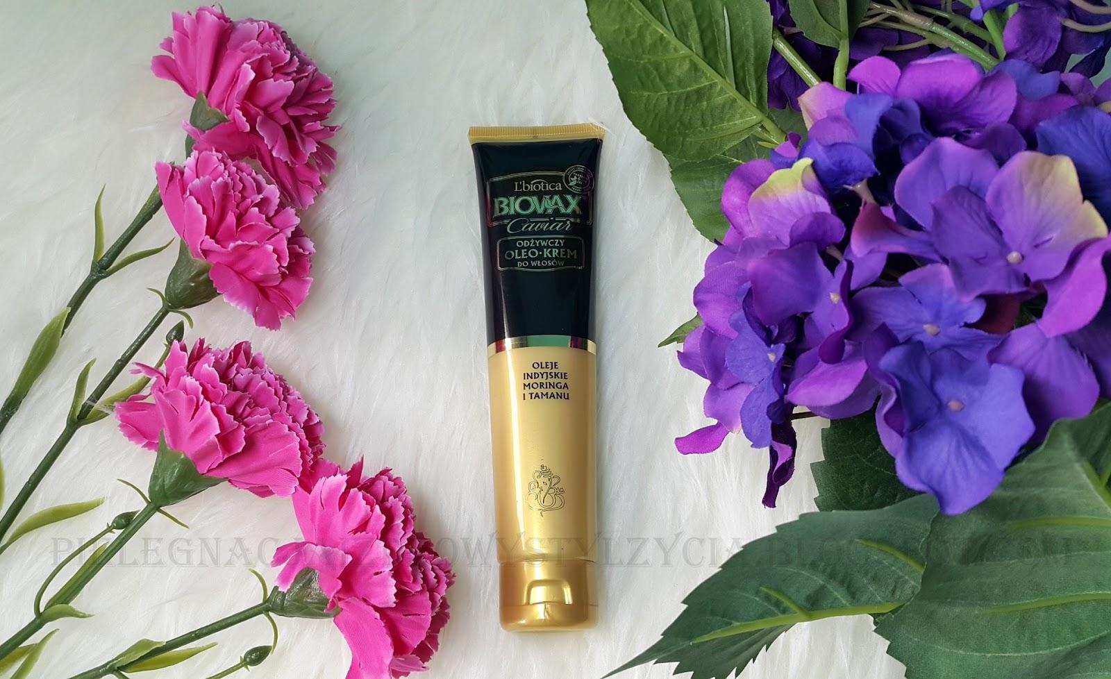 Ulubieńcy kosmetyczni marzec 2017: Odżywczy Oleo-krem Biovax Oleje Indyjskie