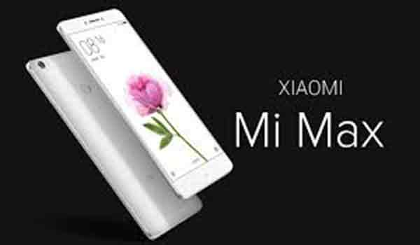 Xiaomi Mi Max Smart Phone Will Be Available Soon In Country