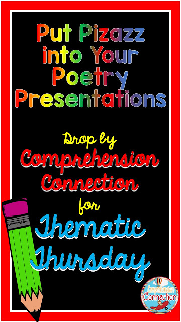 Celebrate and use poetry any time of year with these thematic teaching ideas and freebies.