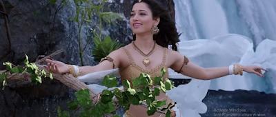 Biodata Tamannaah Bhatia pemeran Avantika Baahubali