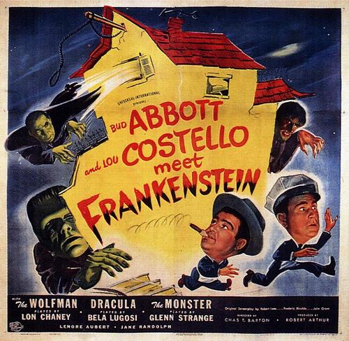 abbott and costello meet frankenstein dvd review