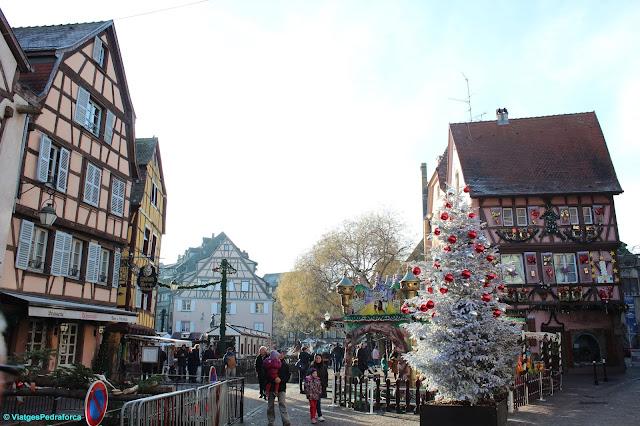 Alsàcia, França, Colmar medieval