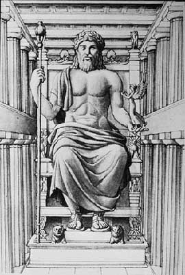 Athens The Temple Of Zeus The Garden Of Eaden