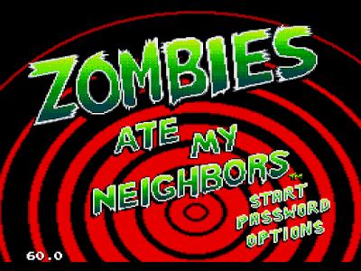 【SFC、MD】鄰居不是人原版+全物品Hack版,很好玩的動作過關遊戲!