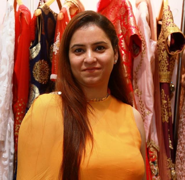 Designer Ginni Khattar