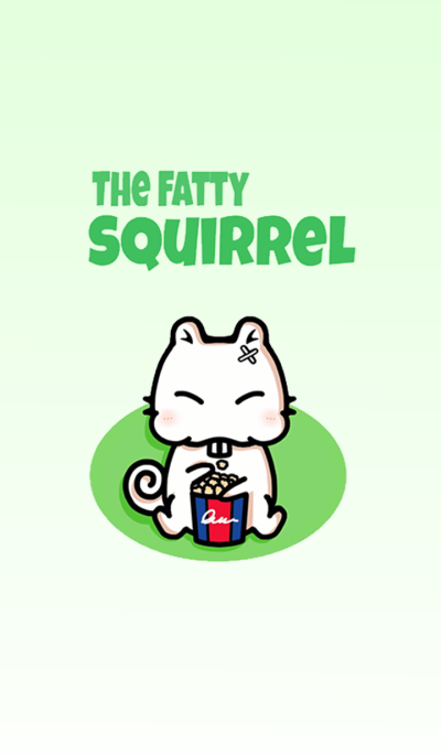 the Fatty Squirrel