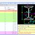 Download phần mềm tra thép hình U, I, H