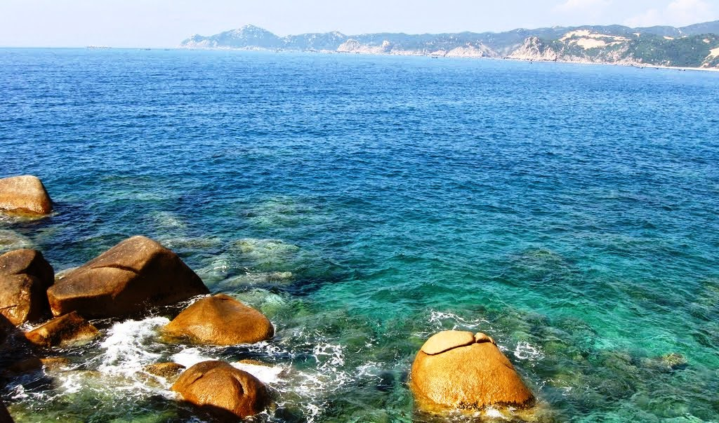 Vịnh Vân Phong - Nha Trang