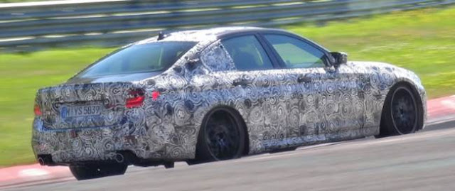 2018 BMW M5 F90 Review