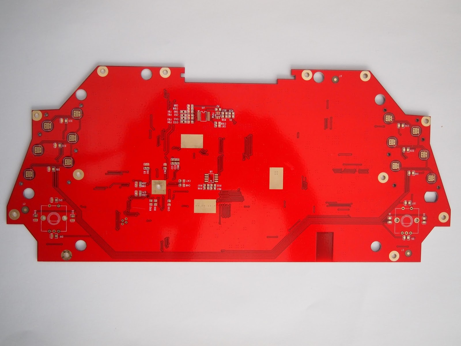 Dtpcb Hk Pcb Showcase 6 Layer Printed Circuit Boards Manufacturer In Board Maker For Micro Camera Buy 9th August 2015 Aken Zhang Automotive Print
