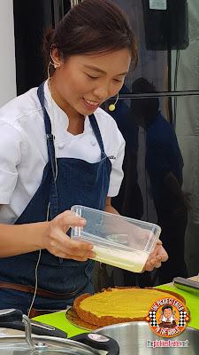 Chef Kristine Lotilla