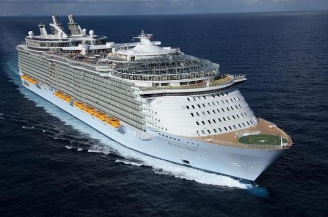 اكبر سفينة سياحية فى العالم