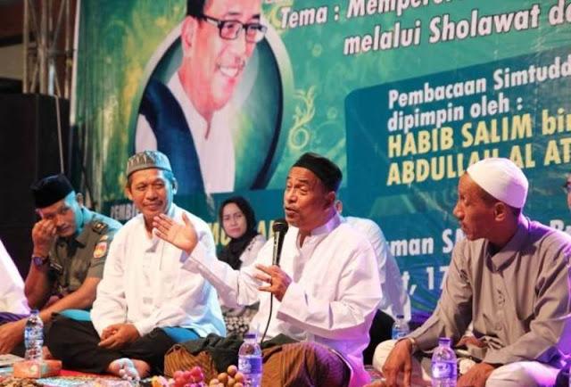 Habib Umar Muthohar: Fisik dan Pakaian Rasulullah Tidak Wajib Ditiru, Tetapi Akhlak