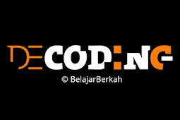 Artikel Pengertian Decoding, Fetch, Encoding dan Execute Lengkap