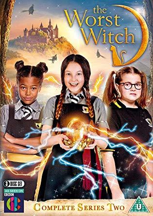 Xem Phim Phù Thủy Xui Xẻo 2 - The Worst Witch Season 2