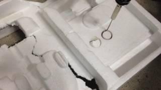 Kỹ thuật xuất G-code dùng máy cắt xốp để bàn - Vé Máy Bay