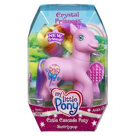 My Little Pony Swirlypop Cutie Cascade G3 Pony