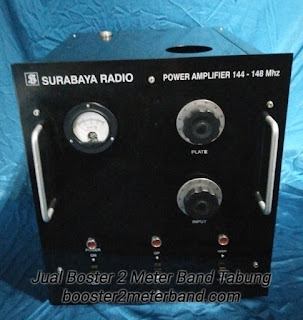 Jual Booster 2 Meter Band VHF