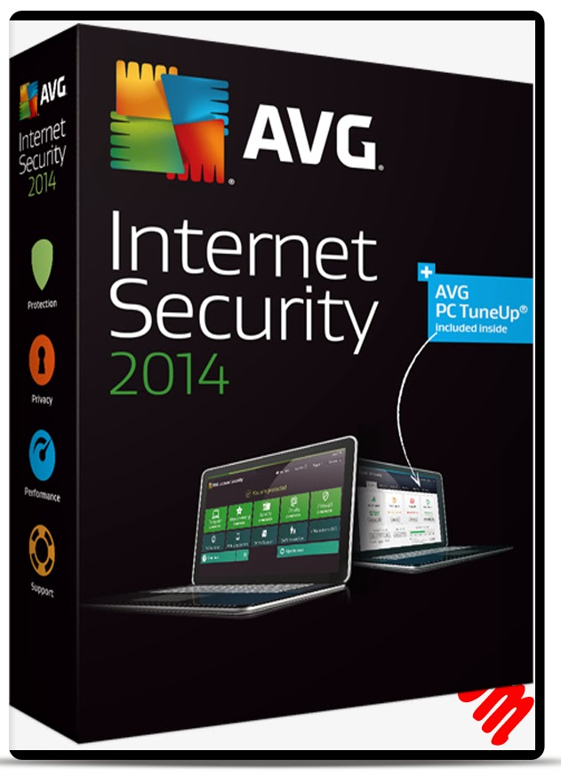 AVG Internet Security 2014 With Key till 2018 Free Download