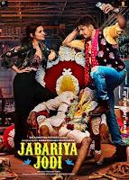 Jabariya Jodi First Look Poster 1