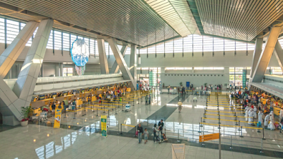 Free High-Speed WiFi from PLDT/SMART in NAIA
